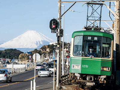 Enoshima-Kamakura Rail Freepass