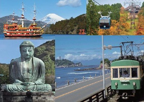 Hakone Kamakura Rail Pass Card